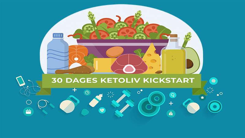 30 dages Ketoliv Kickstart
